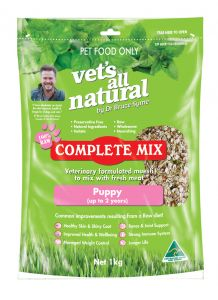 Vets All Natural Complete Mix 1kg Puppy