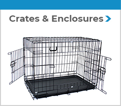 pet crates and enclosures