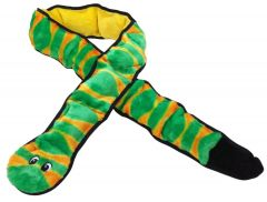 Outward Hound Invincibles Ginormous Snake Dog Toy