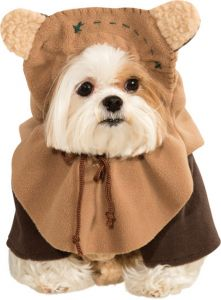 Star Wars Ewok Pet Dog Costume