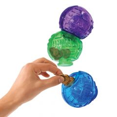 KONG Lock-It 3-pack Dog Toy