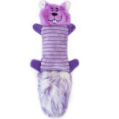 Zippy Paws Zingy Purple Squirrel